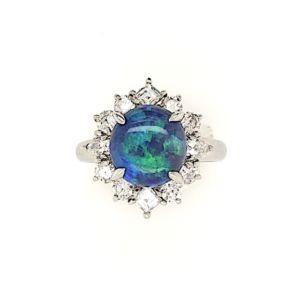 Black-opal-ring