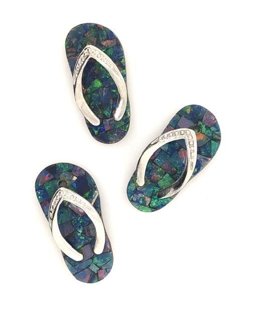 Opal-mosaic-thong-pendant