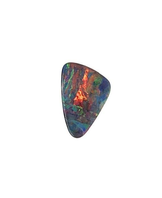 Red-black-boulder-opal