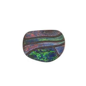 Impressionist-Boulder-opal-carving-winton