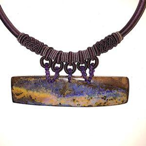 Boulder-opal-silk-amethyst