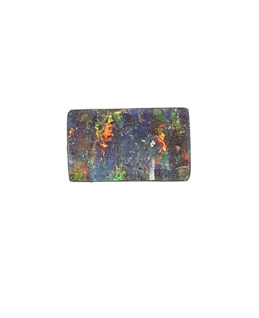 Rectangle-boulder-opal-red