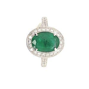 Emerald-ring