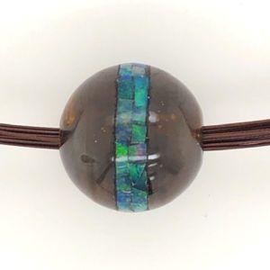 Green-Saturn-opal-bead-mosaic-bolda