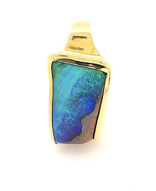 K-dusta-Boulder-opal-ring