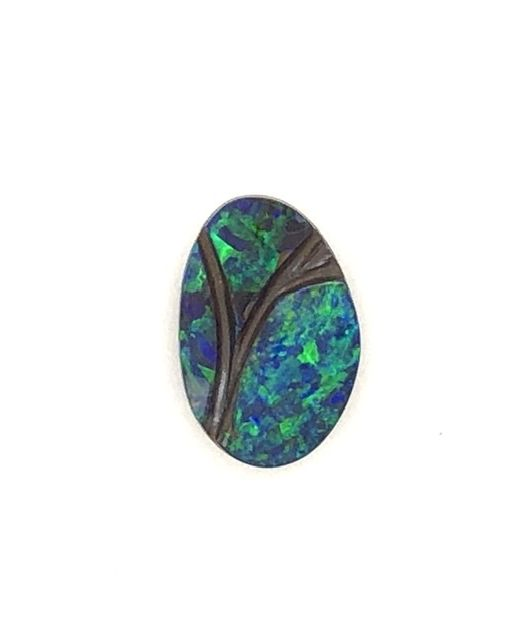 Bright-green-boulderopal
