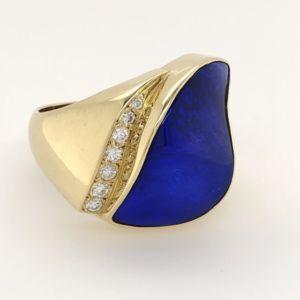 Blue-boulder-opal-ring-bolda
