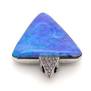 Kosmos-be-bolda-blue-opal-pendant