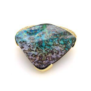Kosmos-be-bolda-boulder-matrix-opal-pendant