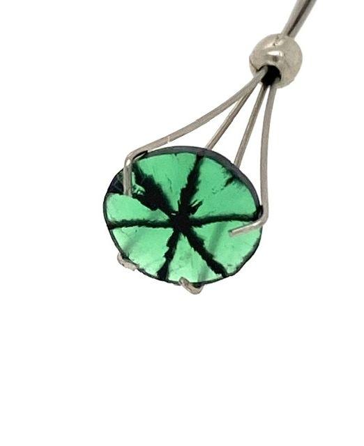 Trapiche-emerald