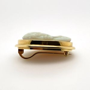 Opal-Cameo-gold-pendant-brooch-profile