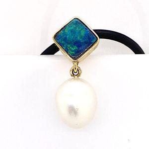 Black-opal-keshi-pearl-gold