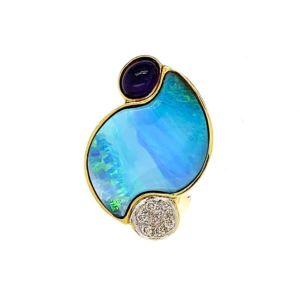 Luli-gold-opal-amethyst-diamond-ring