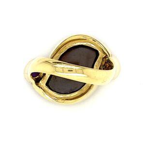 Luli-gold-opal-amethyst-diamond-ring-shank