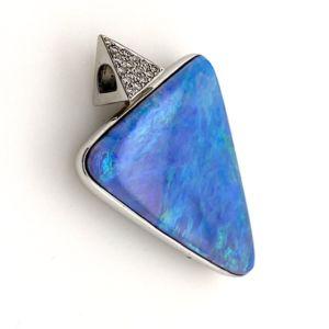Kosmos-be-bolda-blue-opal-pendant-designer-jewel