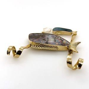 Aquatika-By-Bolda-boulder-opal-articulated-jewel