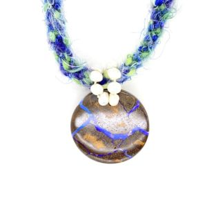Mohair-pearls-round-boulder-opal-necklace