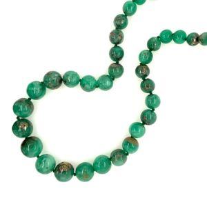 Graduated-round-emerald-strand