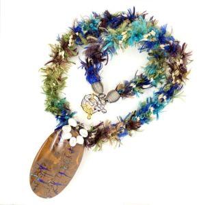Mohair-pearls-boulder-matrix-opal-neckpiece