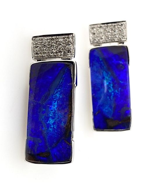 Kosmos-earrings-blue-boulder-opal-diamonds-pave
