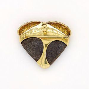 Kosmos-be-bolda-boulder-matrix-opal-pendant-reverse