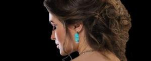 bolda opal earring woman style